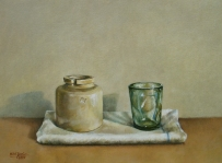 Bottle & Glass
