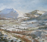 late snow, the Lawley