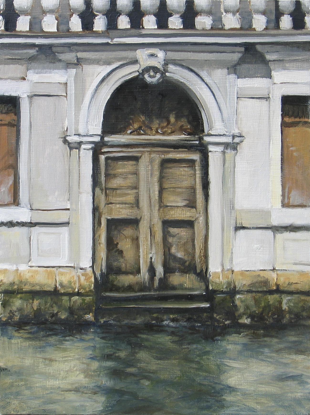 Venice door 3