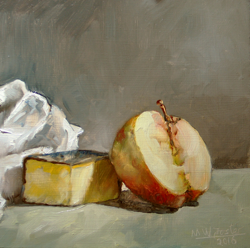 Orkney cheese & apple dp#3