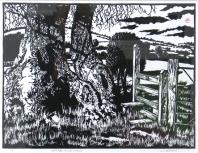 Tree Offas Dyke