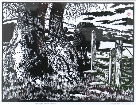 Tree - Offas Dyke