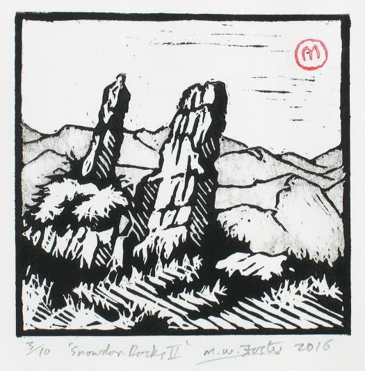 Snowdon Rocks II