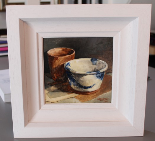 Small painting frame