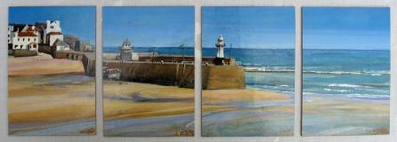 St Ives postcards