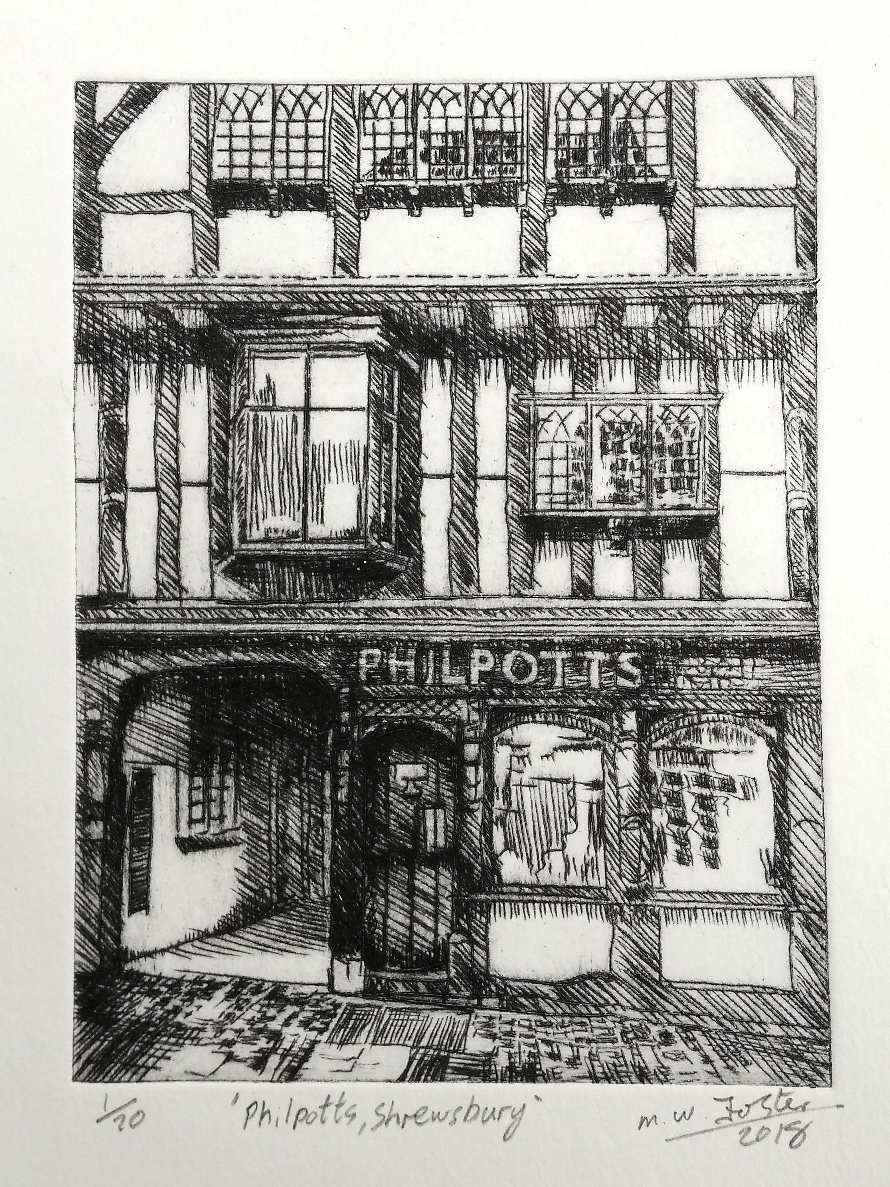 Philpotts, Shrewsbury